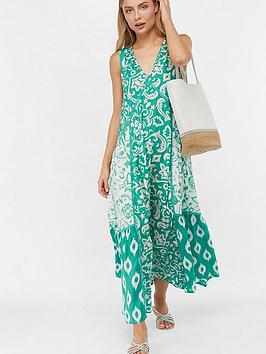 monsoon-cori-maxi-dress-turquoise