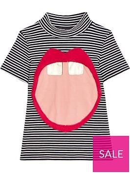 wauw-capow-by-bang-bang-copenhagen-girls-luna-short-sleeve-polo-neck-t-shirt