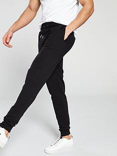 river-island-black-slim-fit-joggers