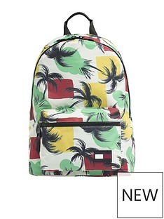 tommy-hilfiger-light-print-backpack