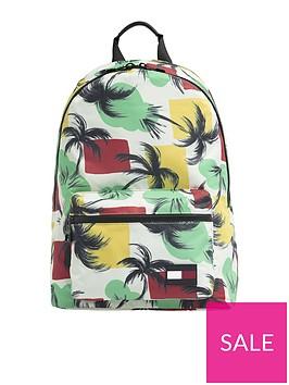 tommy-hilfiger-light-print-backpack