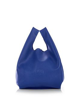 hill-friends-happy-shopper-bagnbsp--blue