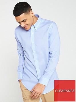 lauren-by-ralph-lauren-long-sleeved-button-down-collar-shirt-bluewhite