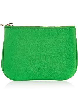 hill-friends-happy-mini-pouch-green