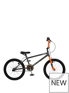 Zombie Zombie Outbreak Boys BMX Bike 20 inch Wheel