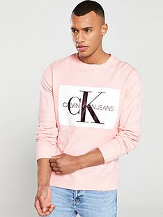 calvin-klein-jeans-monogram-box-logo-crew-neck-sweater-pink