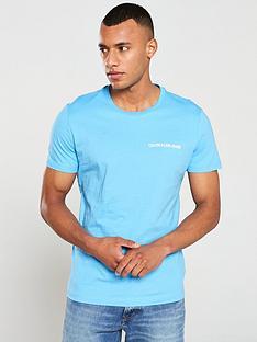 calvin-klein-jeans-institutional-logo-t-shirt-alaskan-blue