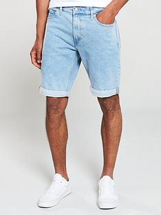 calvin-klein-jeans-slim-fit-denim-shorts-light-wash