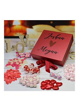 personalised-luxury-red-valentines-sweetie-gift-box