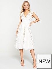 72bc76171697 White Dresses |White Dresses for all Occasions | Very.co.uk