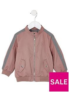 river-island-mini-mini-boys-pink-ri-bomber-jacket