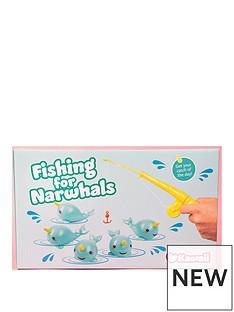 narwhal-fishing-game