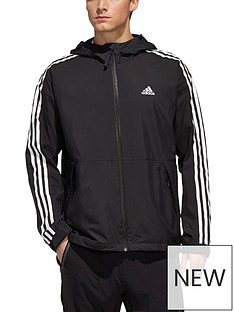 adidas-3-stripe-windbreaker-blacknbsp