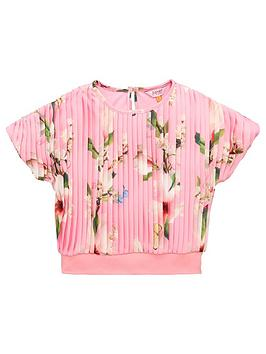 baker-by-ted-baker-girls-harmony-plisse-bow-back-top-light-pink