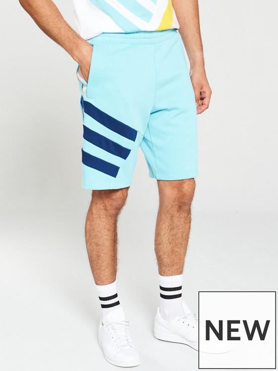 online store 4b8c9 c7f83 Sportive Nineties Shorts - Blue