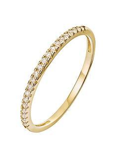 love-gold-9ct-gold-cubic-zirconia-eternity-ring