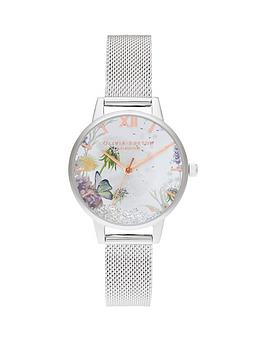 olivia-burton-olivia-burton-wishing-watch-silver-sunray-and-rose-gold-detail-floral-dial-stainless-steel-mesh-strap-ladies-watch