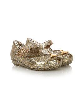 mini-melissa-mini-vw-ultragirl-21-shoesnbsp--gold