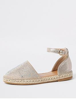 river-island-girls-embellished-espadrille-sandals-gold
