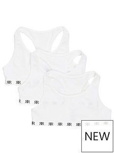 river-island-girlsnbspbranded-racer-back-crop-top-pack-white