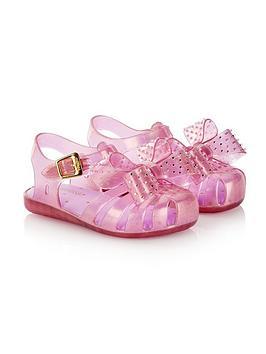 mini-melissa-mini-aranha-disco-bow-jelly-shoes-pink