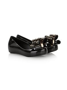 mini-melissa-kids-ultragirl-luxe-bow-shoes-black