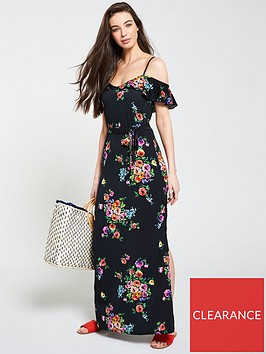 v-by-very-tall-cold-shoulder-floral-maxi-dress-floral-print