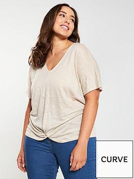 monsoon-curve-tanne-twist-hem-linen-t-shirt-beige