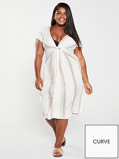 monsoon-curve-naomi-knot-front-kaftan-white