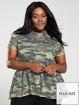 v-by-very-curve-dropped-hem-camo-t-shirt-multi