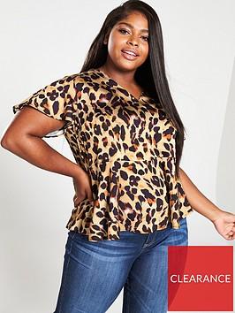 v-by-very-curve-animal-print-blouse-leopard