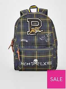polo-ralph-lauren-tartan-backpack