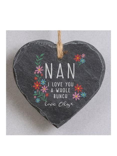 signature-gifts-personalised-nan-i-love-you-a-whole-bunch-hanging-slate
