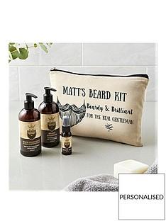 personalised-beard-kit