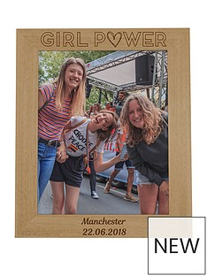 personalised-girl-power-photoframe