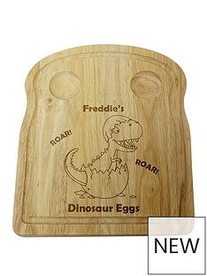 personalised-egg-and-soilders-board-dinosour