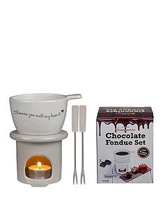 personalised-valentines-chocolate-fondue-set