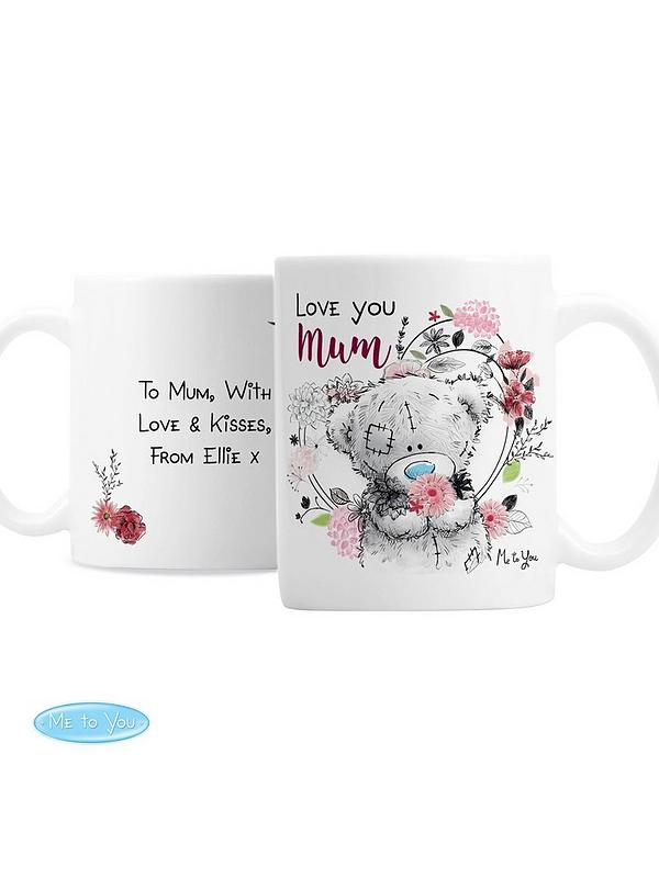 fcd0c9a1810 Personalised Me To You Mum Mug