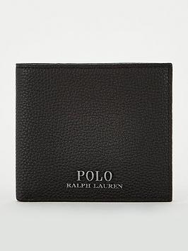 polo-ralph-lauren-billfold-wallet-black