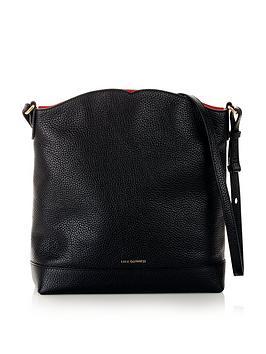 lulu-guinness-vanessa-peekaboo-lip-shoulder-bag-black