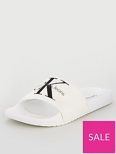 calvin-klein-viggo-slides-white