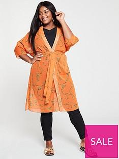 v-by-very-curve-chain-print-chiffon-kimono--nbspprint