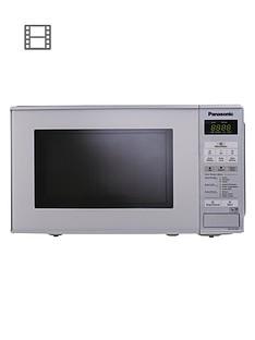 panasonic-nn-e281mmbpq-800-watt-solo-microwave-silver