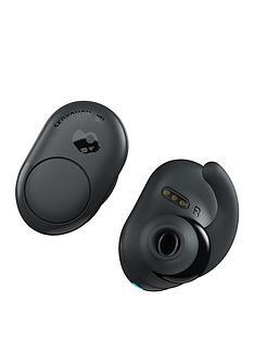 Skullcandy Push True Wireless In-ear Bluetooth Headphones – Dark Grey