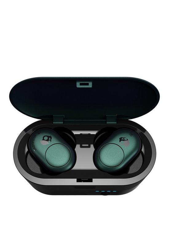 1682e268495 ... Skullcandy Push True Wireless In-ear Bluetooth Headphones - Tropical.  View larger