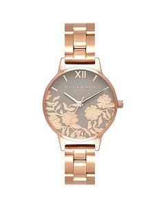 olivia-burton-olivia-burton-grey-and-rose-gold-lace-dial-rose-gold-stainless-steel-bracelet-ladies-watch