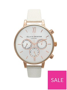 olivia-burton-oliva-burton-white-and-rose-gold-detail-chronograph-dial-mink-leather-strap-ladies-watch