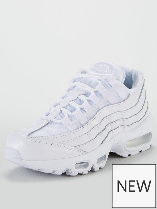 best service b89c5 13b26 Air Max 95 - White