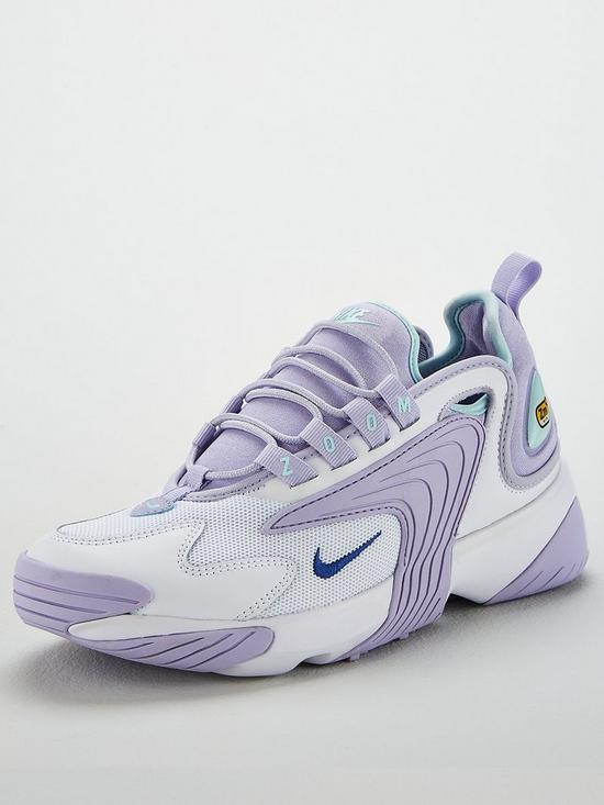 c8be8f7f8239 Nike Zoom 2K - Lilac White