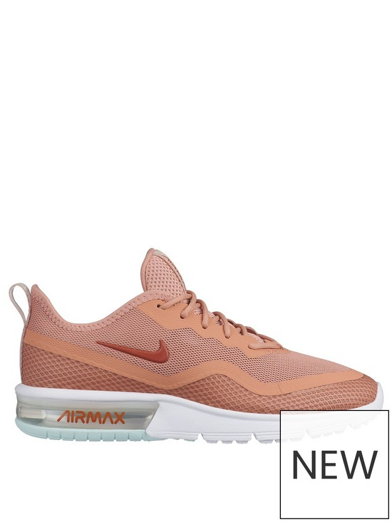buy online 8a231 8b023 Nike Air Max Sequent 4.5 - Pink White